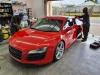 Audi R8 Polishing