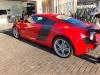 Audi R8 Rear Angle