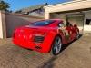 Audi R8 rear shot