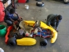 PCR Go Kart Detail