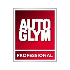 Photo of the Autoglym Professional logo polishing and detailing